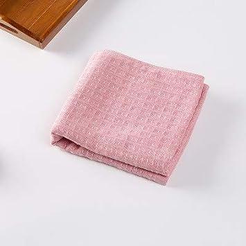 WLLLO Toalla, Cara de Lavado de algodón, toallitas Suaves para Uso doméstico, Toalla de Secado rápido, Toalla Absorbente, B: Amazon.es: Hogar