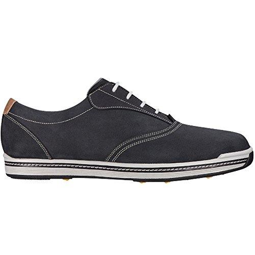 FootJoy Contour Casual Shoe Charcoal (Pick Size)