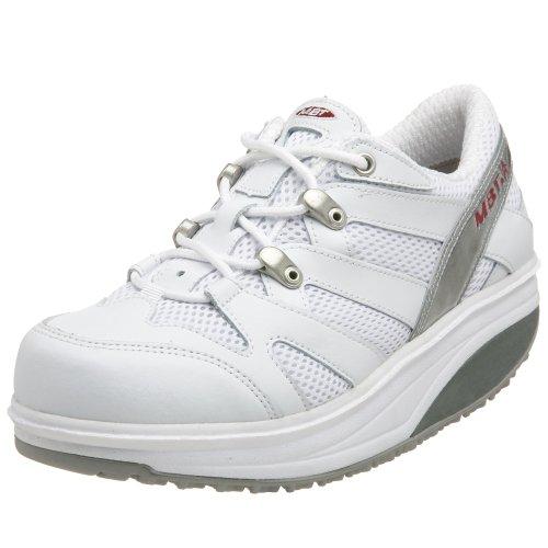 Mbt Chaussures De Sport Pour Femme Blanc