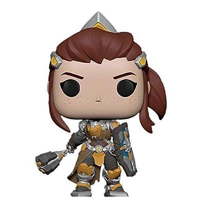 Funko Pop! Games: Overwatch - Brigitte: Toys & Games