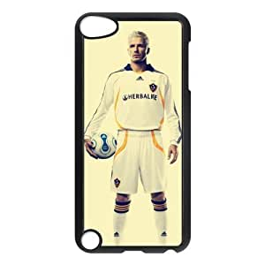 The Football Star David Beckham for Apple iPod Touch 5th Black Case Hardcore-6