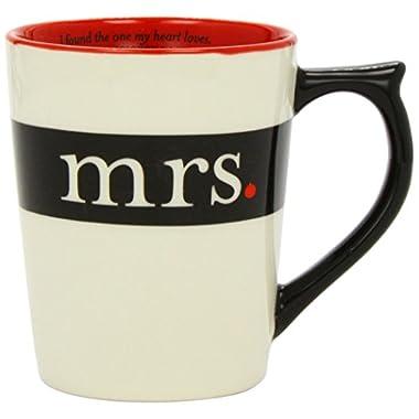 Mr. & Mrs. - Mrs. Mug