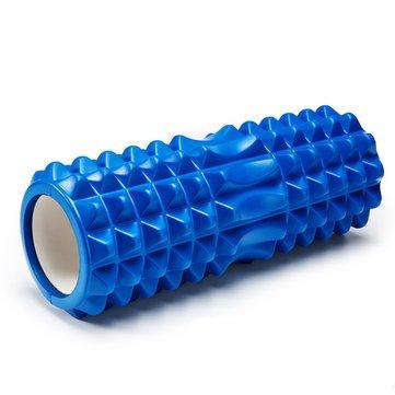 33x14cm Foam Crescent-shaped Yoga Roller Massage Pilates ...