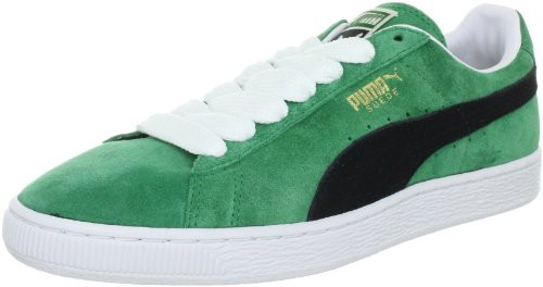 Puma 352634, Zapatillas Unisex Adulto, Verde (Amazon-Black 50), 37 EU  (talla del fabricante: 4 UK)