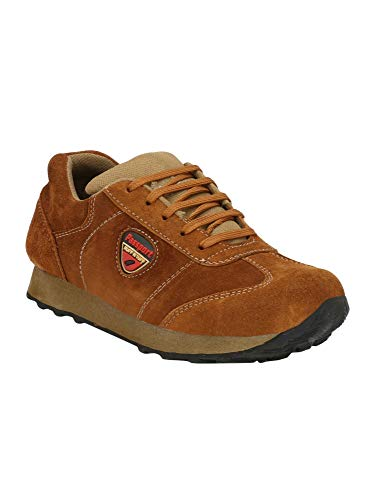 MGZ Leather Sports/Running Shoes for Men's
