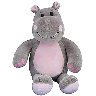 Cuddly Soft 16 inch Stuffed Hippo - We Stuff 'em...You Love 'em!: Toys & Games