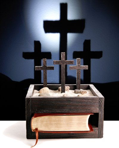 Wooden Faith Box with LED Light. Unique Religious Gift. Shine Crosses up on Wall 3' High Unlike Other Gifts. Unique Memorial, Christmas, Baptism, Easter and Housewarming Gift. Contact Seller to Purchase a Brass Plate to Be Engraved or Type Engrave Faith Box in the Search and Get an Engraved Brass Plate. Great for Both Men and Women. 100% Satisfaction Guaranteed for $<!--$39.95-->