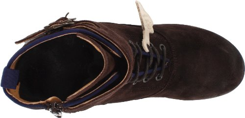 Kickers Kvinna Galway Bootie Mörkbrun