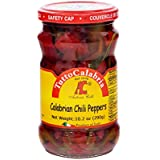 Tutto Calabria Hot Long Calabrian Chili Peppers 10.2 Oz. Jar