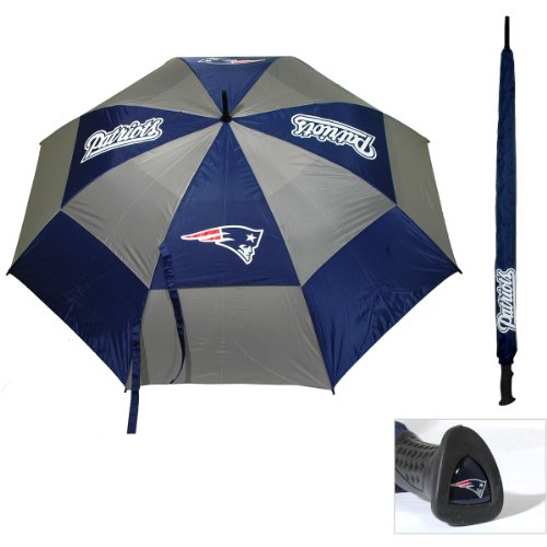 picture of New England Patriots NFL 62 double canopy umbrella