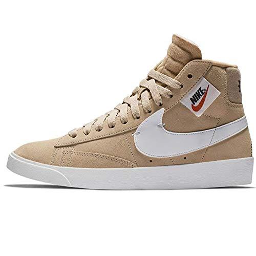 Nike W Blazer Mid Rebel Womens Bq4022-200 Size 7.5