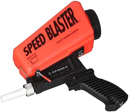 SpeedBlaster 007 Sandblast Gun Red Pistol Grip