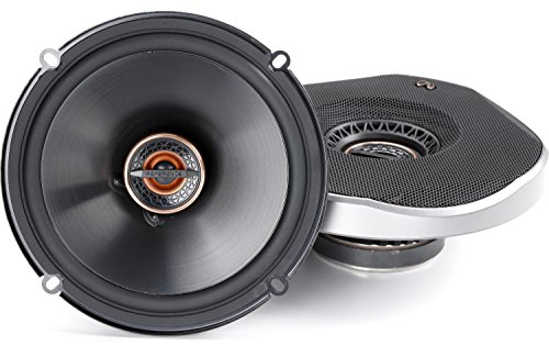 Infinity REF-6522EX Shallow-Mount 6-1/2 Inch Coaxial Car Speakers