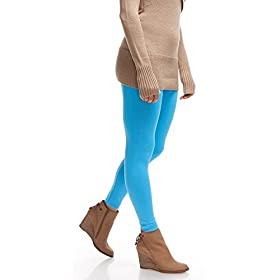 - 41kRWMSg3hL - LMB | Seamless Full Length Leggings | Variety Colors | One Size