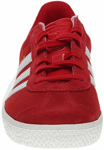 adidas Youths Gazelle 2.0 Suede Trainers Red