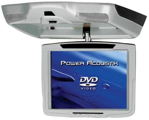 Power Acoustik PT-109CMGR 10.4-Inch Swivel Universal Ceiling Mount Monitor (Gray) ()