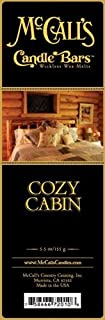product image for McCall's Candle Bars - Cozy Cabin (5.5 oz)