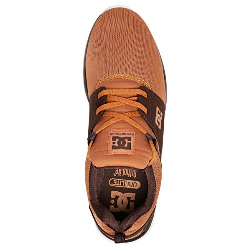 Heathrow Dc Da Scarpe Basse Uomo Ginnastica Shoes Marrone rrAqw5