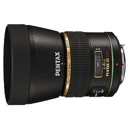 Stars PENTAX lens telephoto fixed focal length lens DA ? 55mmF1.4 SDM K mount APS-C size sensor 21790