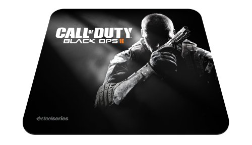 SteelSeries QcK Call Of Duty Black Ops II Soldier Edition Mouse Pad