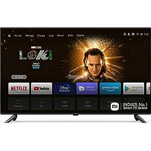 Mi 125.7 cm (50 Inches) 4K Ultra HD Android Smart LED TV 4X|L50M5-5AIN (Black)