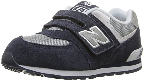 New Balance Kg574nwi-574 - Zapatillas Unisex Niños Azul (Navy 410)