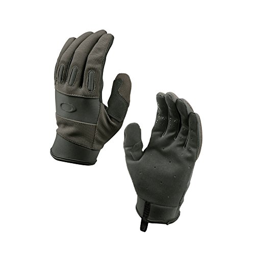 Oakley Mens SI Lightweight Glove, Foliage Green, Large