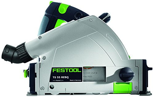 Festool 575387 Plunge Cut Track Saw Ts 55 Req-F-Plus USA from Festool