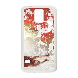 Samsung Galaxy S5 Cell Phone Case White Slam Dunk Phone Cases Hard XPDSUNTR32183