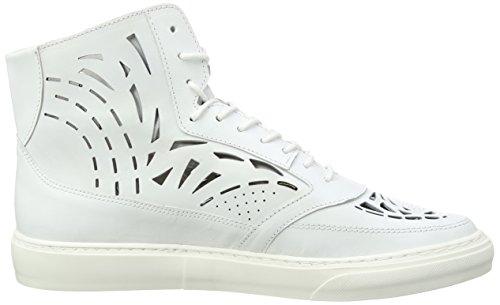 Bronx Bmecx, Sneaker Alte Donna Bianco (Weiß (04 White))