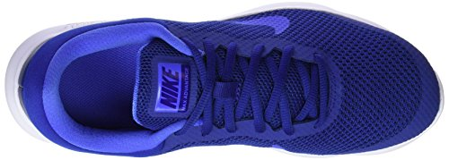 401 Lt Chaussures Bluee NIKE Multicolore Homme Air Royal Running Max de Deep R Advantage RRBZP