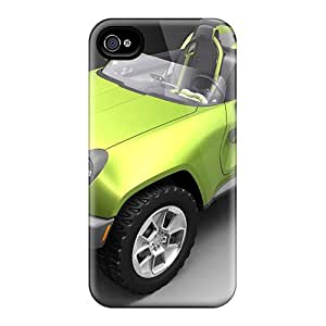 Fff9889TXxN Snap On Cases Covers Skin For Iphone 6plus(2008 Jeep Renegade Concept)