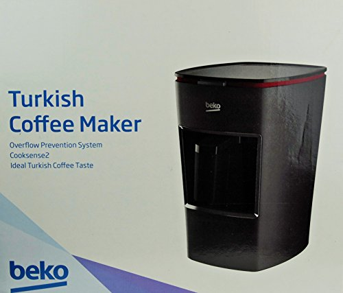 Beko Turkish Coffee Maker Makes 1 To 3 Cups 120 Volt