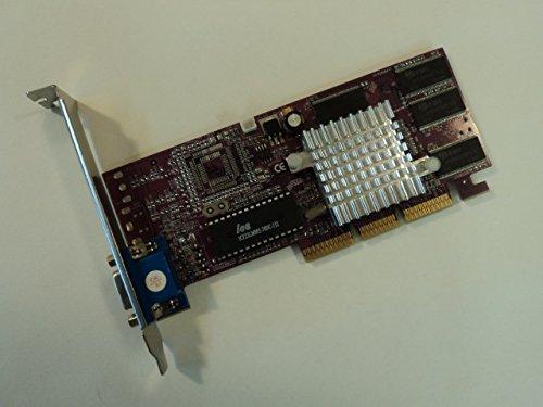 Aopen AGP 32MB Video Card SDRAM Direct3D TNT2 M64-AGP 9005210874