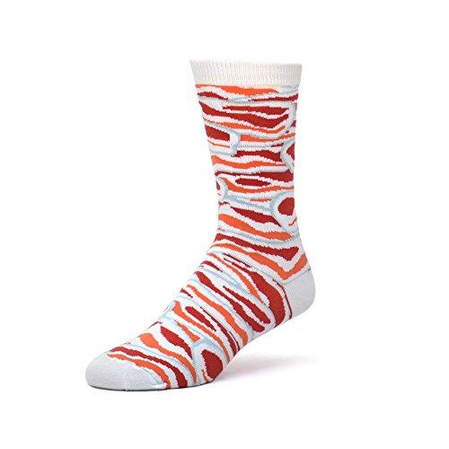 Ashi Dashi Bacon Socks (Unisex ML)