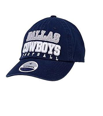 Dallas Cowboys Women's Sloan Adjustable Hat - Navy