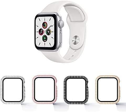 [4 pack] Case Cover Compatible with Apple Watch...