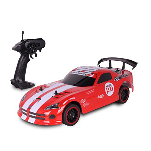 Price comparison product image NKOK Urban Ridez 1:10 RC Dodge Viper Acr Remote Control Car