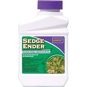 Bonide 16-Ounce Concentrate Sedge Ender Weed Killer - 069