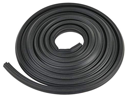 1A Auto Trunk Seal Weatherstrip Soft Rubber TK46-16 for Pontiac Buick Chevy Olds Pontiac