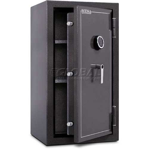 Mesa Safe Company Model MBF3820E Burglary and Fire Safe with Electronic Lock, Sandstone