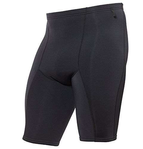 WETSOX Suit Skins Shorts Wetsuit Liner/Insulator- Made from 1MM Flexible Neoprene Insulation and 4-Way Stretch Material ()