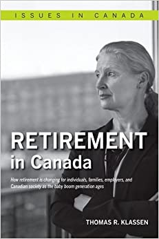 Book Retirement in Canada (Issues in Canada)