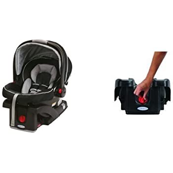 Graco SnugRide Click Connect 35 Car Seat Gotham And 30