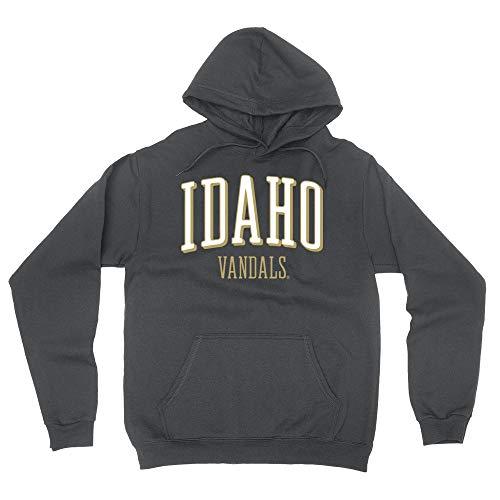 NCAA Idaho Vandals Boyfriend Hoodie, 3X-Large, Black ()
