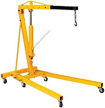 2 ton Capacity Foldable Shop Lift Crane