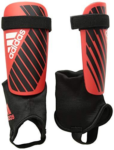 - adidas X Club Shinguard, Active Red/Black/Off White, Small