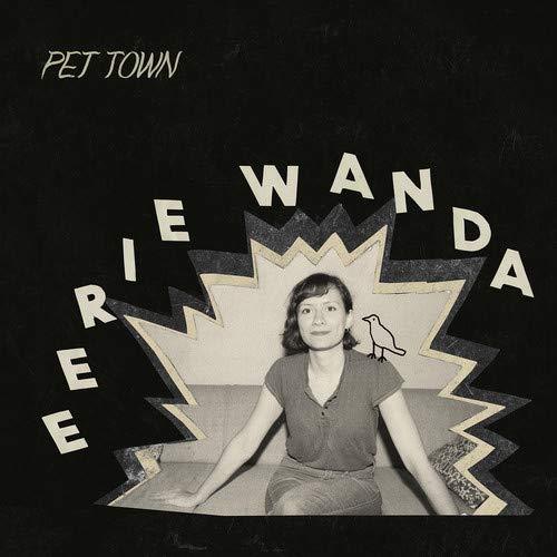 Vinilo : Eerie Wanda - Pet Town (Black)