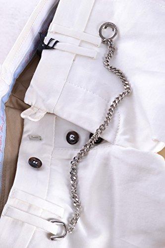 Dsquared2 Pantaloni Donna MCBI107153O Cotone Bianco