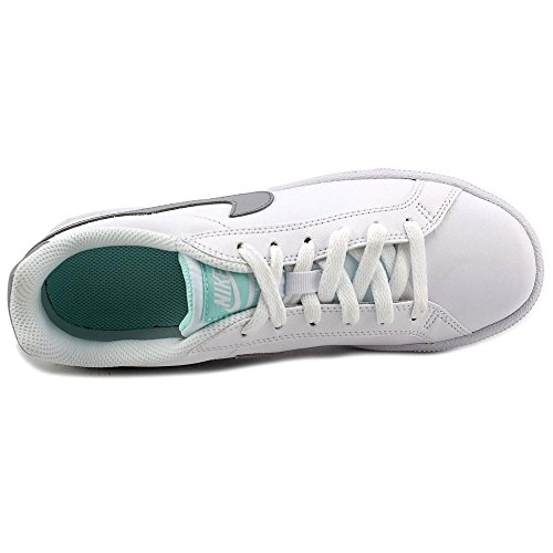 Up Low artisan Mens Wolf Teal Fashion Top NIKE White Sneakers Grey Majestic Lace wXRaOn1q